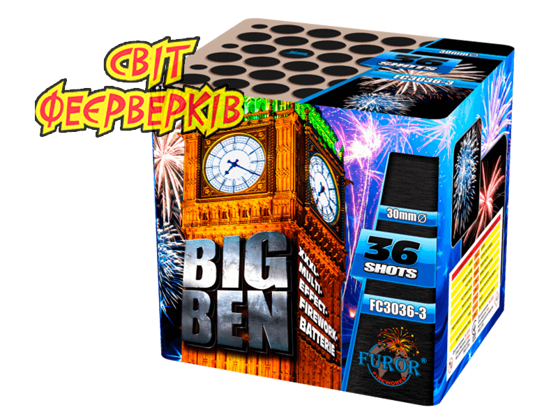 BIG BEN FC3036-3